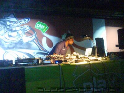 DJ Marky - 13 Dec 2008 - Sofia, Bulgaria