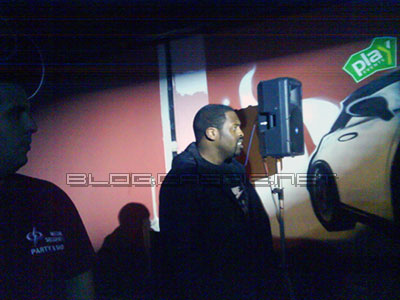 MC Stamina - 13 Dec 2008 - Sofia, Bulgaria