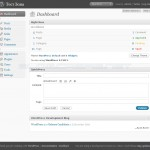 WordPress 2.7 RC 1