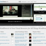 Стартира WordPress.tv