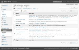 WordPress 2.8 Plugins