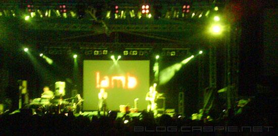 LAMB at Park Live Fest