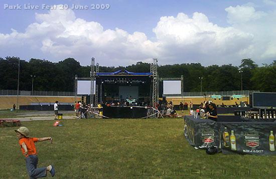 Park Live Fest - 20th June 2009