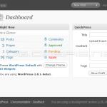 WordPress 2.8.1 Beta 1