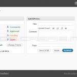 WordPress 2.8 RC 1