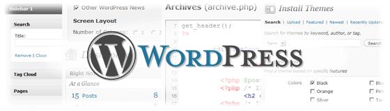 WordPress 2.8 Baker