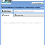 Skype 4.1.0.141