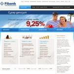 Сайт имитира www.fibank.bg