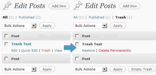 Trash Status
