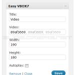 Easy VBOX7 1.3