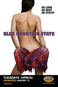 Blue Mountain State - Poster by ARSONAL