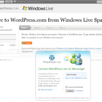 Microsoft избра WordPress.com