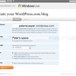 Microsoft избра WordPress.com
