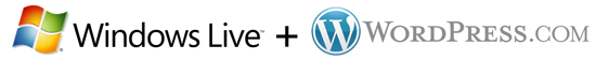 Windows Live and WordPress