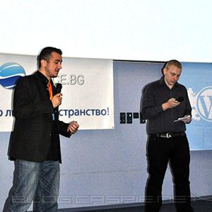 BEC Media @ WordCamp Bulgaria 2010