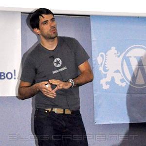 Еленко Еленков @ WordCamp Bulgaria 2010