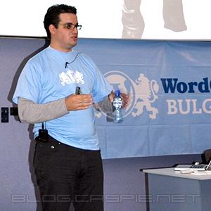Joost de Valk @ WordCamp Bulgaria 2010
