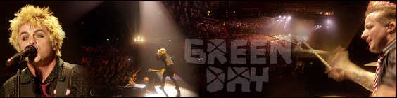 Green Day - Live at Munich, Germany