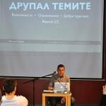 Kaloyan Petrov @ DrupalCamp Sofia 2011