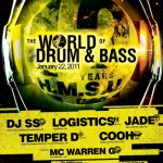 Logistics @ World of Drum and Bass