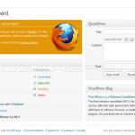WordPress 3.2 RC 1