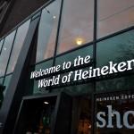 Heineken museum, Amsterdam