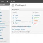 WordPress 3.4 RC 2