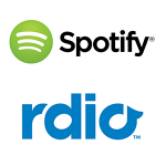 WordPress 3.6 Spotify Rdio