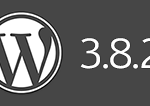 WordPress 3.8.2