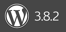WordPress 3.8.2