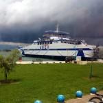 Keramoti - Thassos - Ferry
