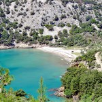 Golden Beach – Thassos, Greece
