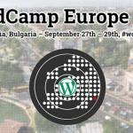 WordCamp Europe 2014 в София!