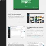 WordPress 4.0 Benny