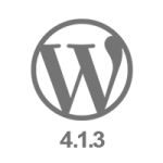 WordPress 4.1.3
