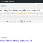 WordPress 4.2 - Emoji Support