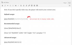 Easy VBOX7 1.4 - Usage